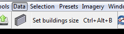 Set buildings size