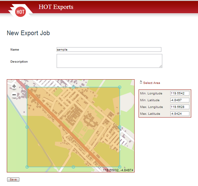new-export-job